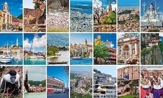 Top travel hotspots for Eid