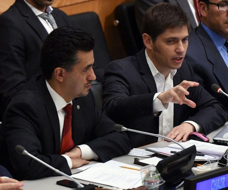 Hedge funds ordered to prevent Argentina's debt default