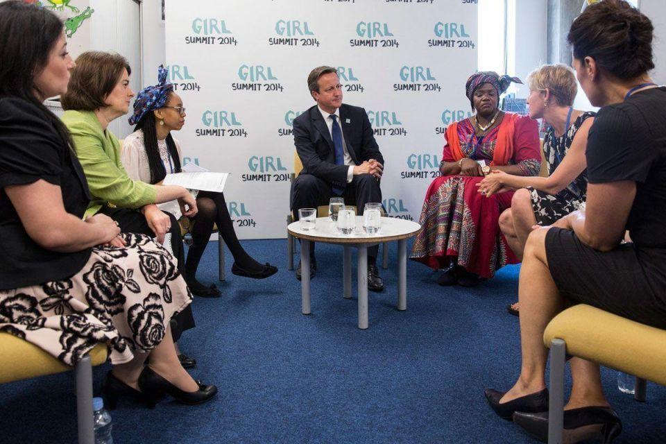 Girl Summit 2014 in London