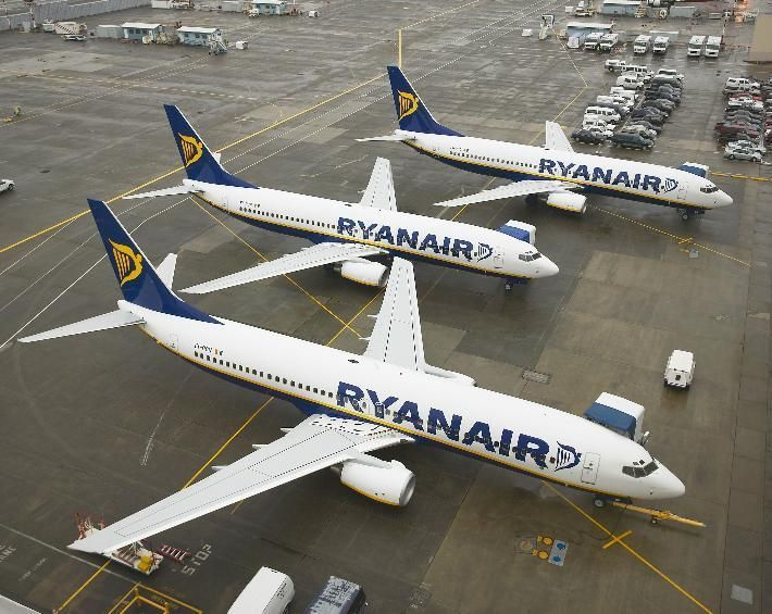 Ryanair looking to expand into the MidEast - CEO