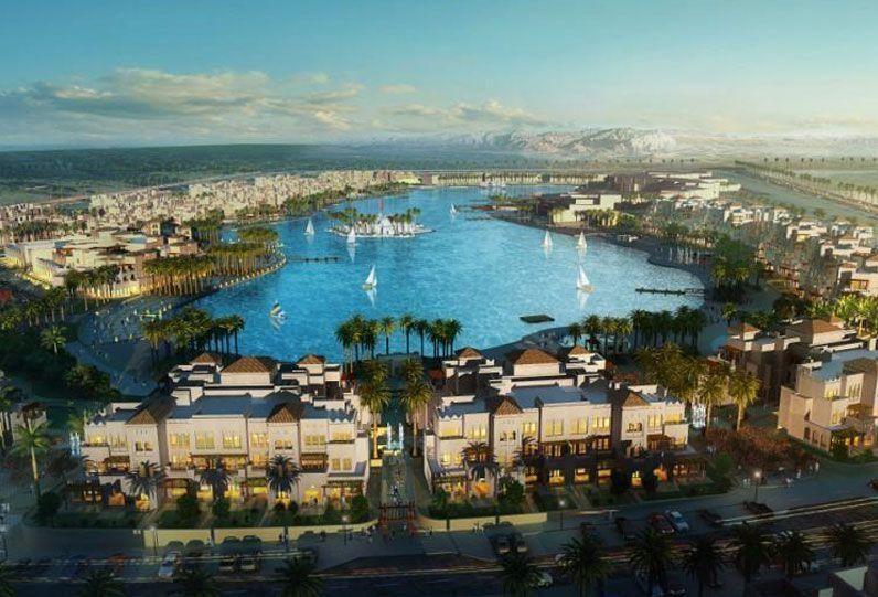 $4bn Saudi mega project to include crystalline lagoon