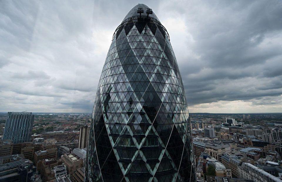 MidEast investors expected to bid for London's Gherkin skyscraper