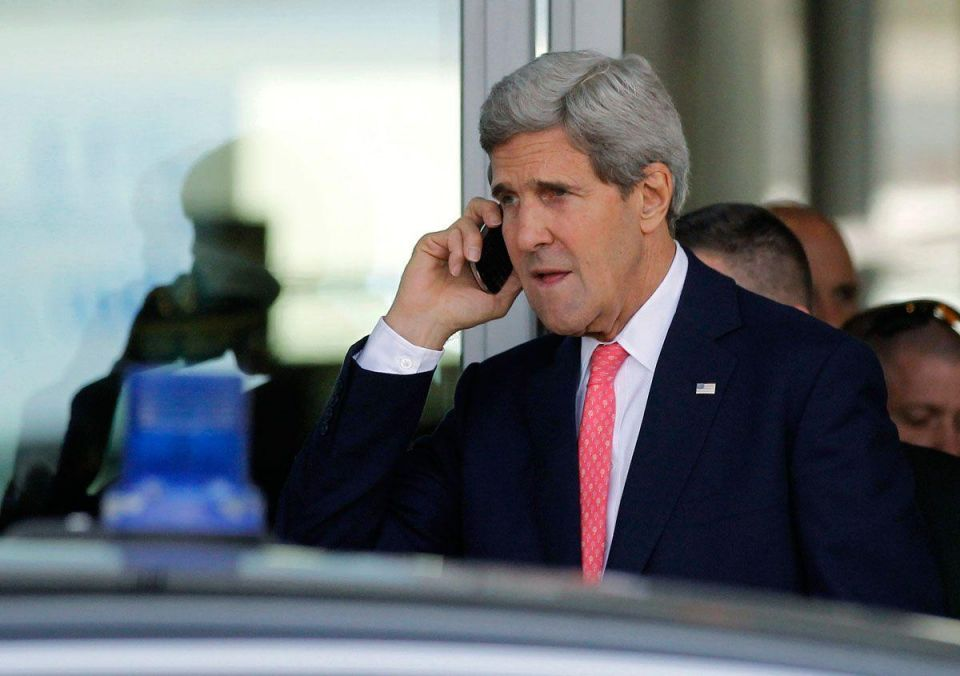 Israel spied on Kerry last year, German magazine claims
