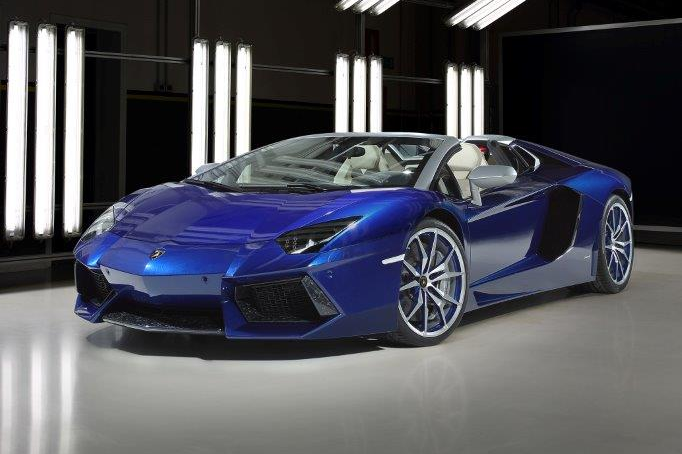How much does it cost to rent a luxury supercar for a day?