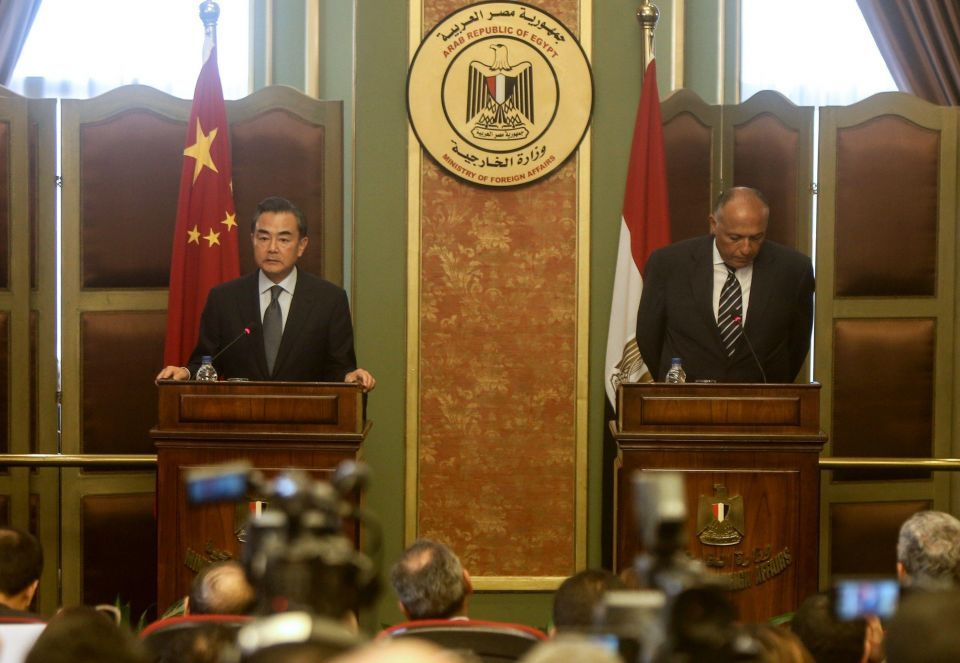 Chinese Foreign Minister urges Israel to end military operations in Gaza