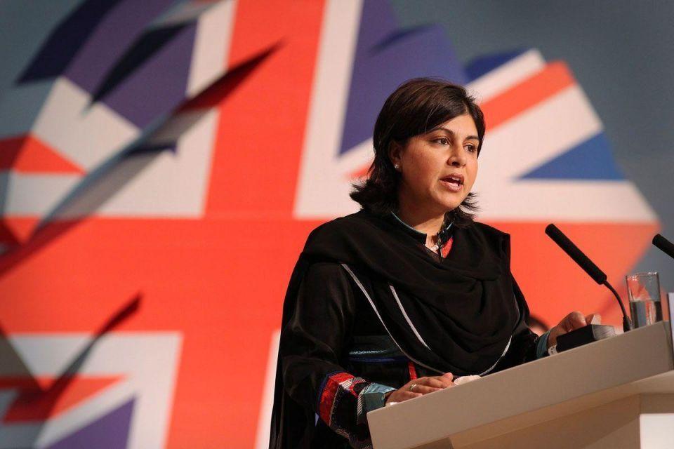 British senior Muslim minister resigns over UK's Gaza policy