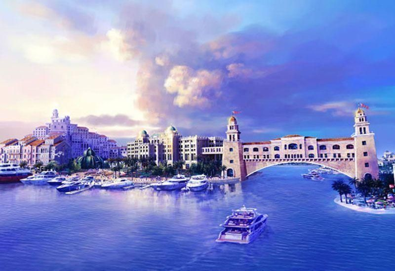 FIRST LOOK: The Heart of Europe on The World Dubai
