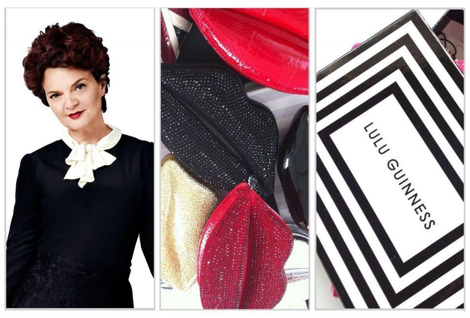We Like: Lulu Guinness's kooky bags
