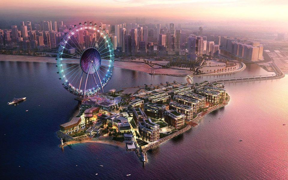 First residents move into new Dubai island destination