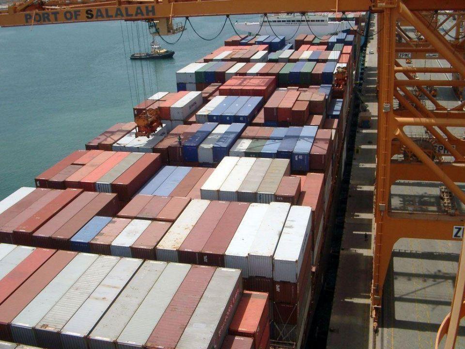 Salalah Port cargo volumes shoot up 36%