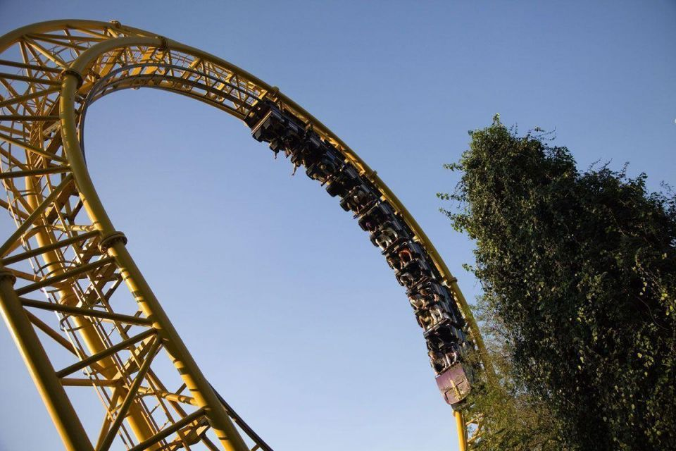 Four women rescued from Saudi theme park ride