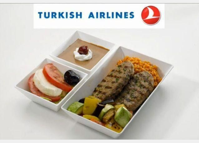 Best airline economy class meals for 2014