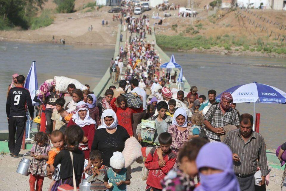 US evacuation from Iraq's Mount Sinjar unlikely - Pentagon
