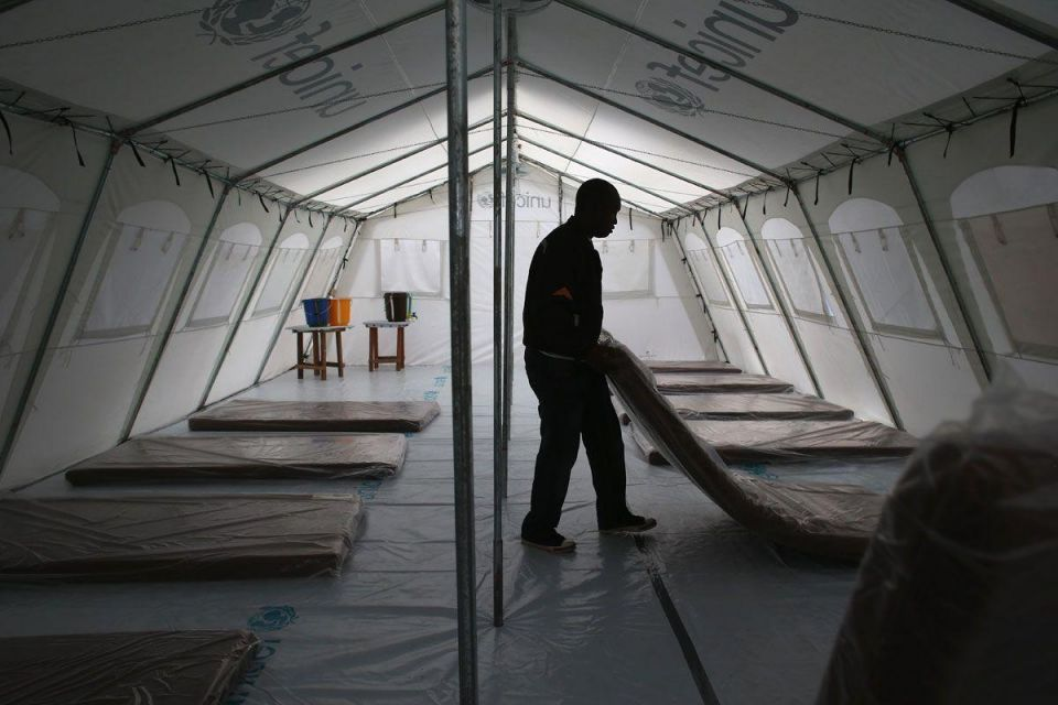 US drug companies accused of ignoring Ebola