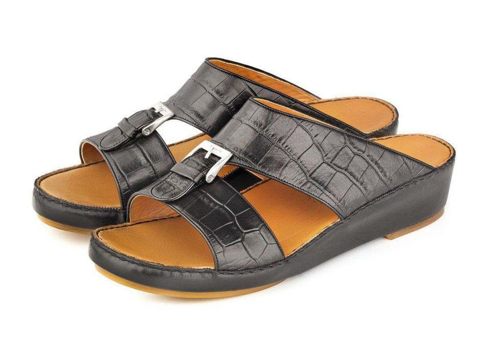 Santoni launches traditional Arabic sandal collection for men