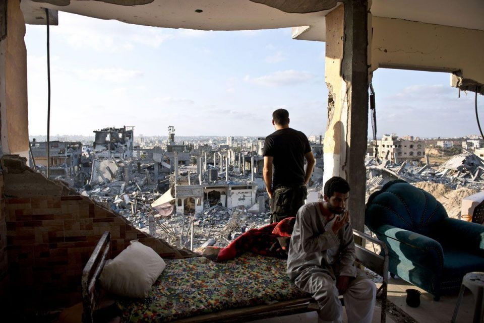 Gaza ceasefire deal reached, Palestinian groups say