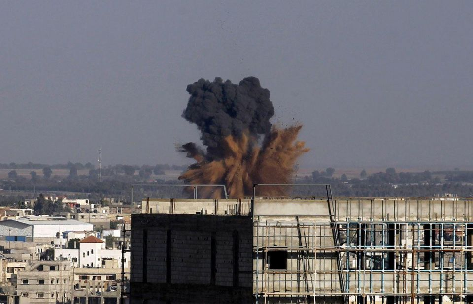 Update: Gaza war resumes with deadly strikes, rocket fire