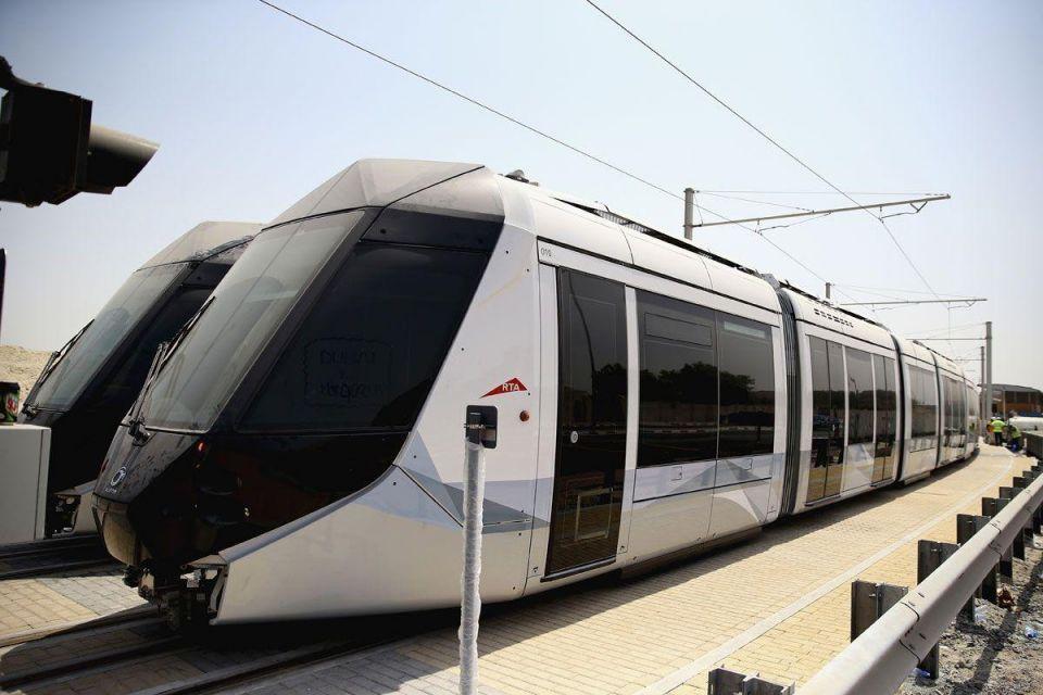 Dubai's RTA apologises for tram works traffic congestion