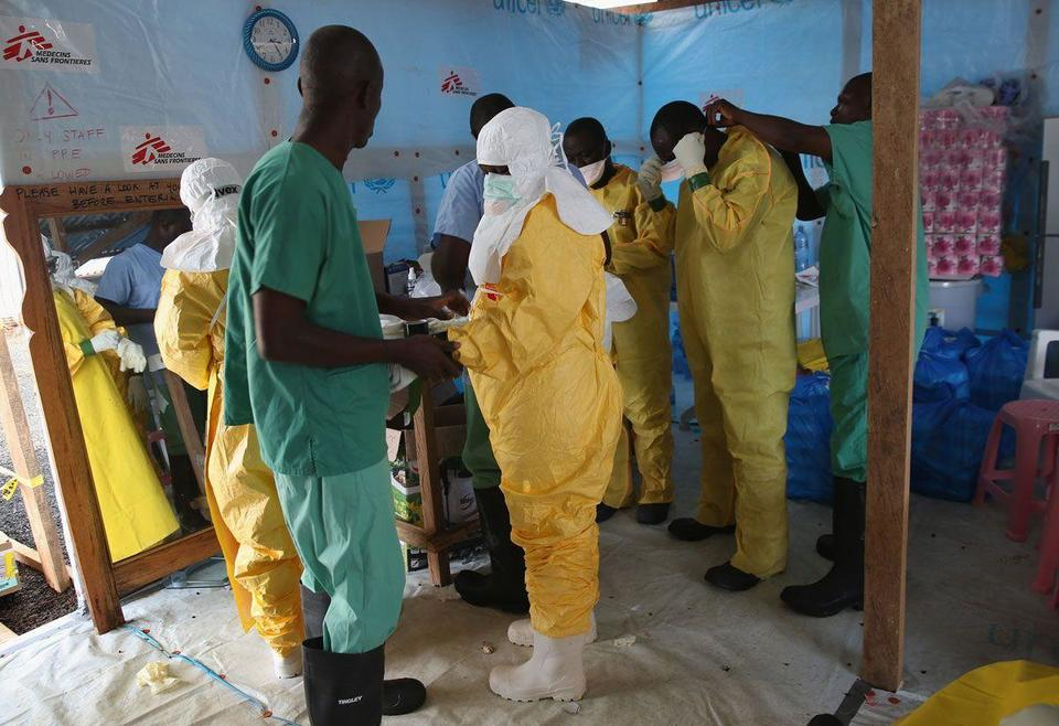 Ebola spreading at rapid pace across Liberia