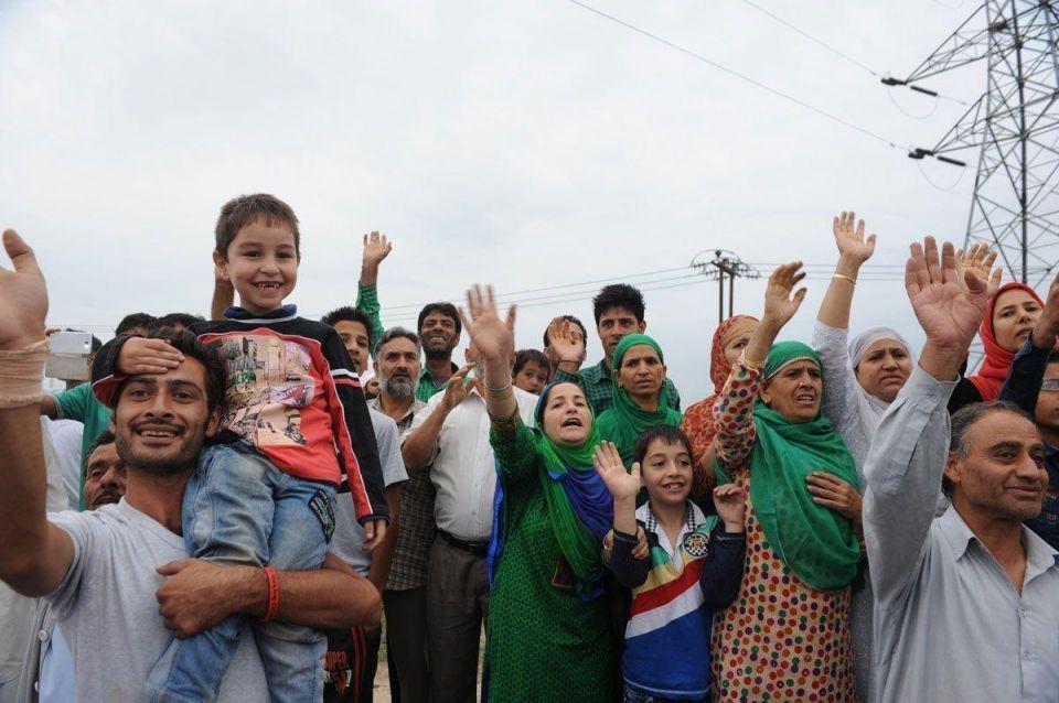 Muslim Pilgrims Head to Mecca