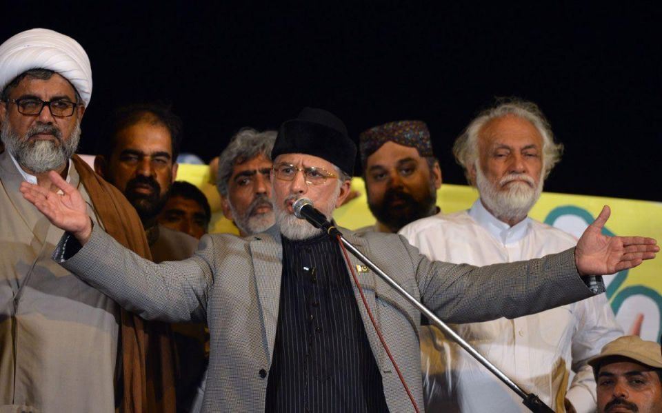 Anti-government protests in Pakistan continue