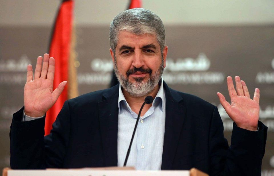 """""""The weapons of the resistance are sacred,"""" says Hamas chief"""