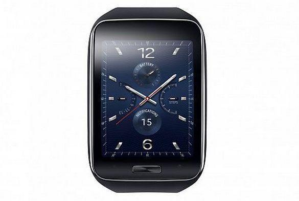Samsung unveils 'world's first' standalone smartwatch
