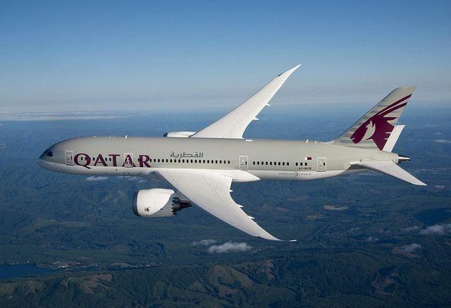 Qatar Airways launches 787 Dreamliner service to Vienna