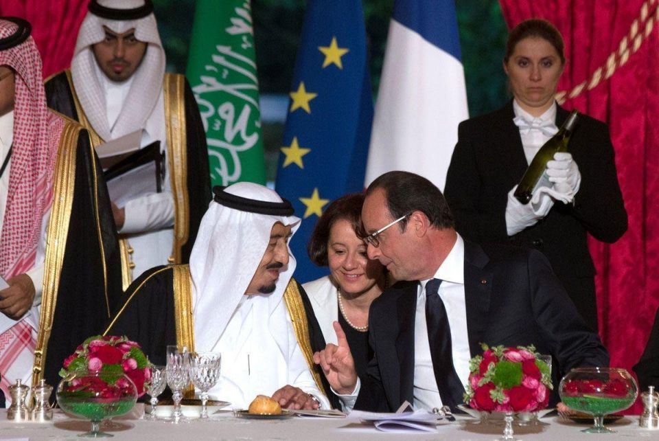 KSA Crown Prince in France discusses jihadist threats across GCC