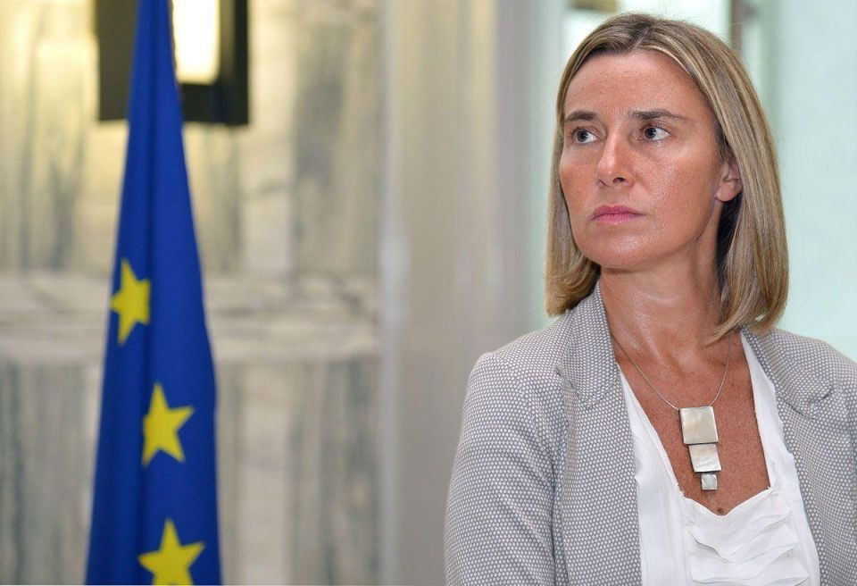 Europe wants central role in MidEast peace, says top EU official