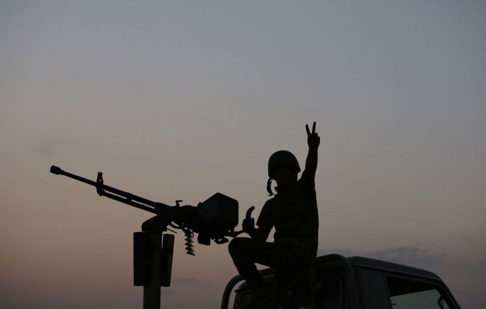 US House votes to arm Syrian rebels