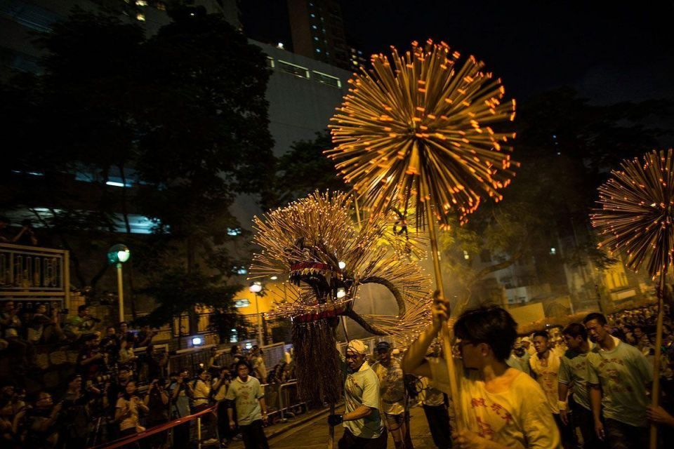 The Mid-Autumn festival in China