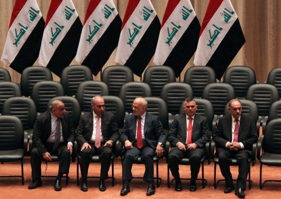 Iraqi MPs approve Al Haidar's proposed cabinet