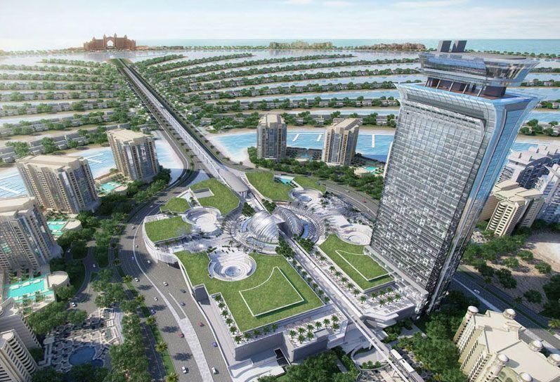 Nakheel gets the ball rolling on Palm Tower Shangri-La