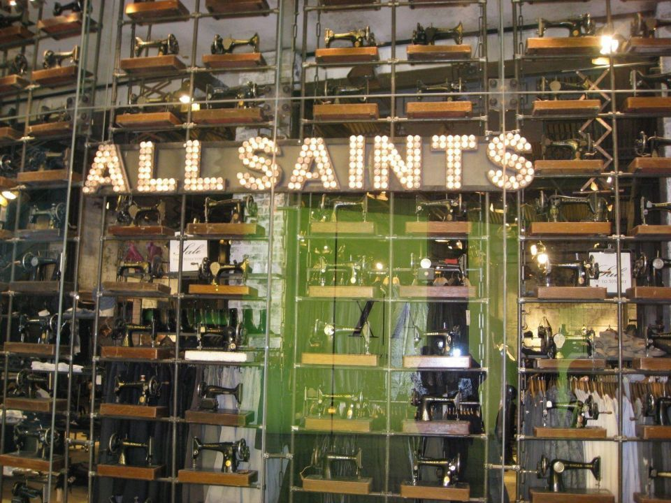 Dubai's MAF inks deal bring UK's AllSaints to Middle East