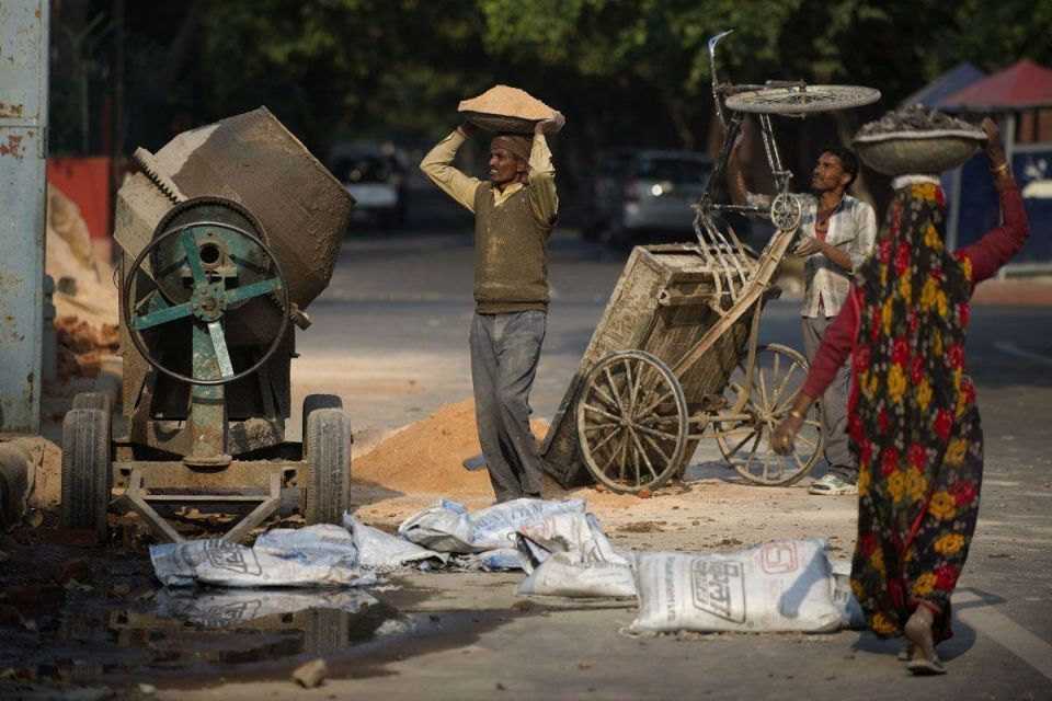 The Reality of India's Labourers