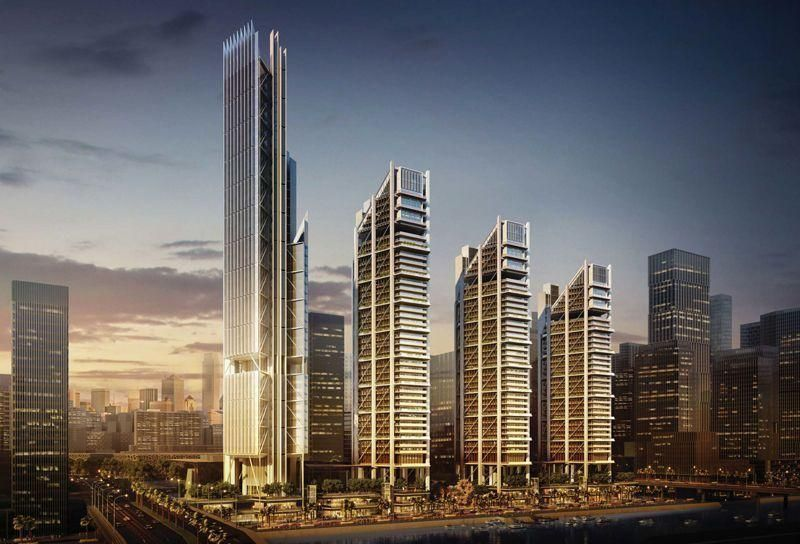 Taiwan's Farglory says work resumes on $1bn Abu Dhabi project