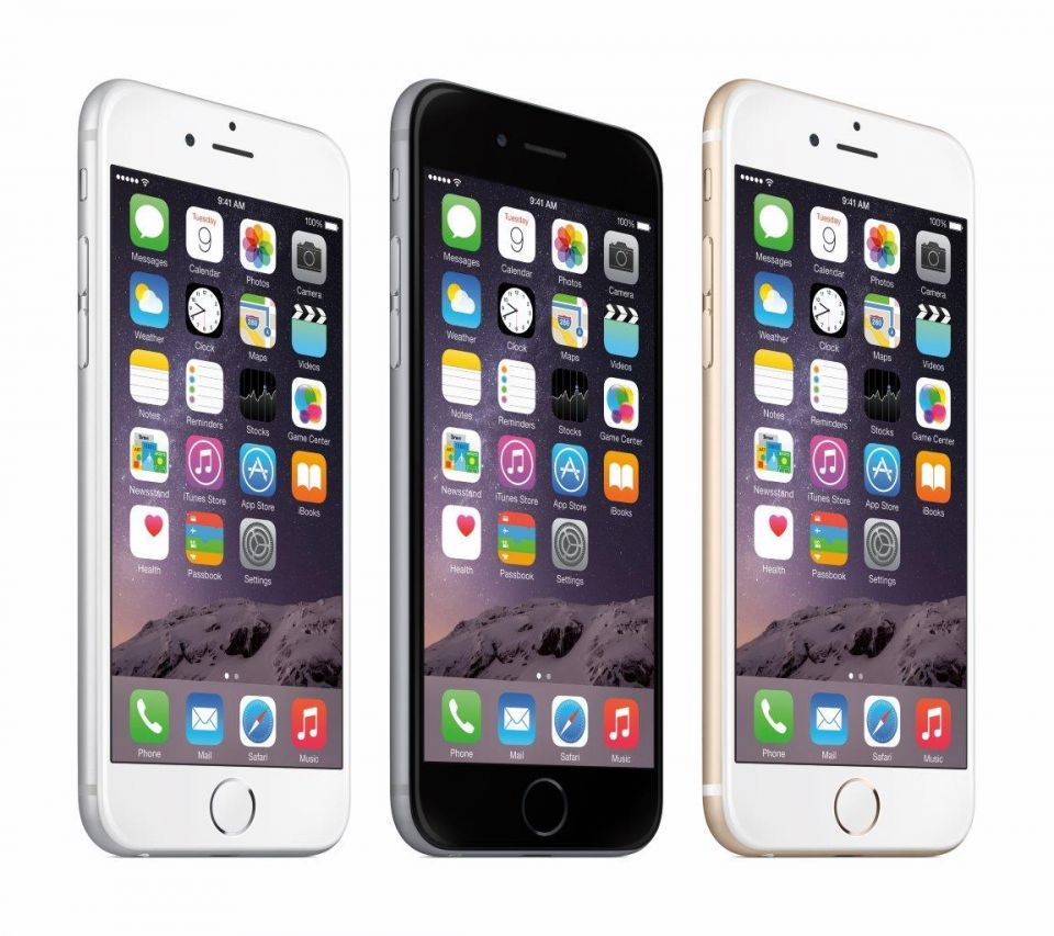 Apple iPhone 6 pre-orders hit record 4m on first day