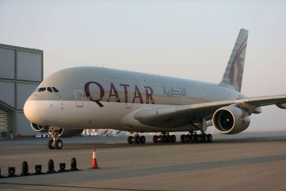 Qatar Airways sends photo of 'drunk' air stewardess as warning to airline staff