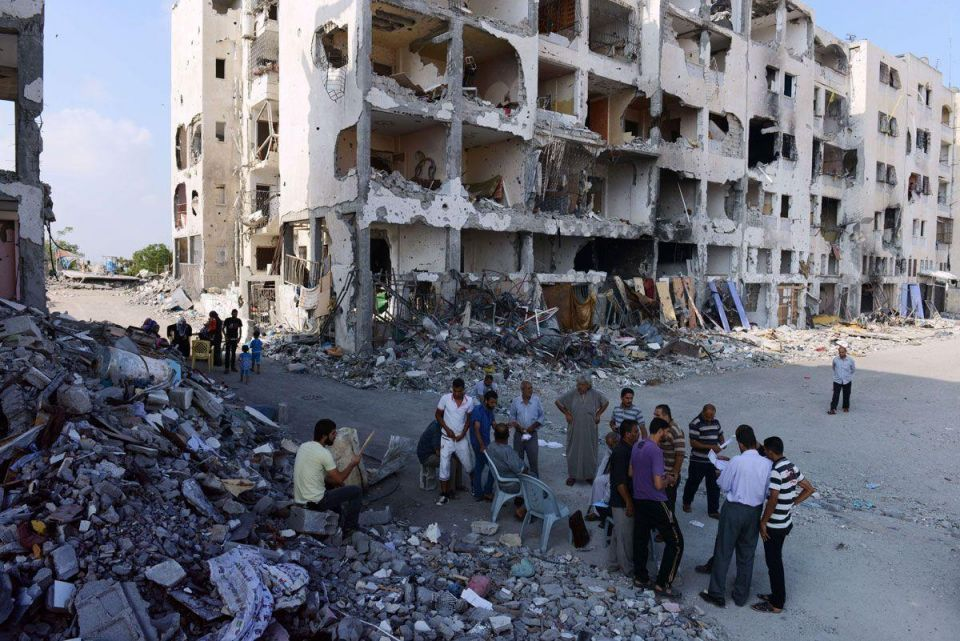Gaza Reconstruction is Muslim Nations' Responsibility