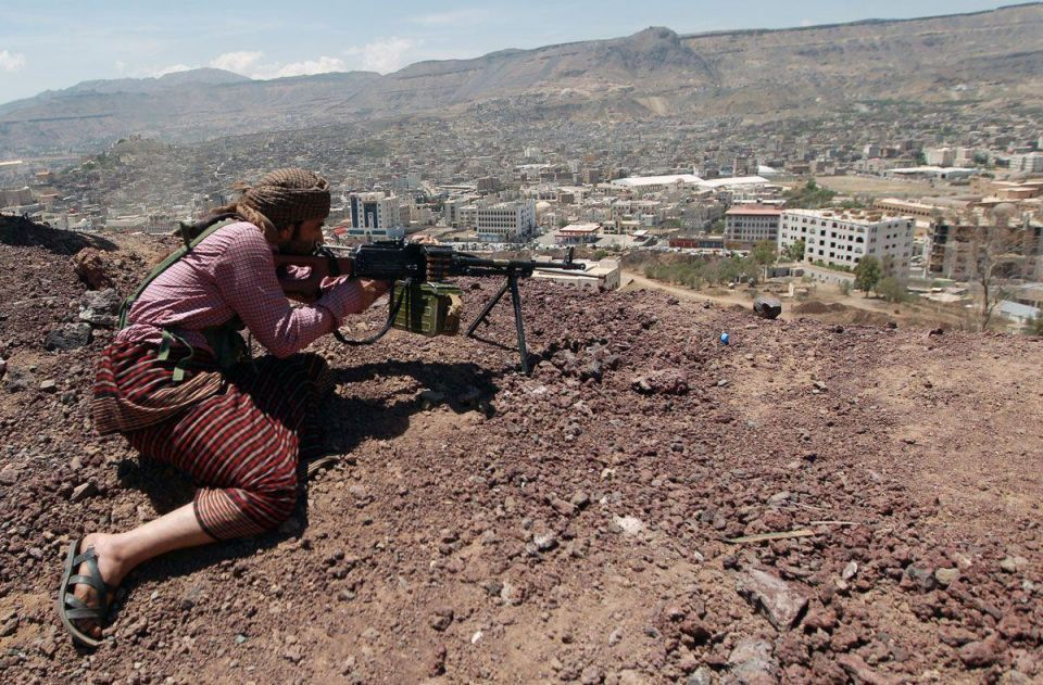 Houthis tighten grip on Yemen's capital