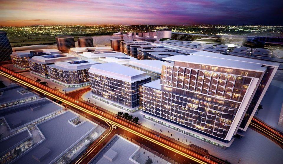 In Pictures Dubai Design District Master Plan Arabianbusiness