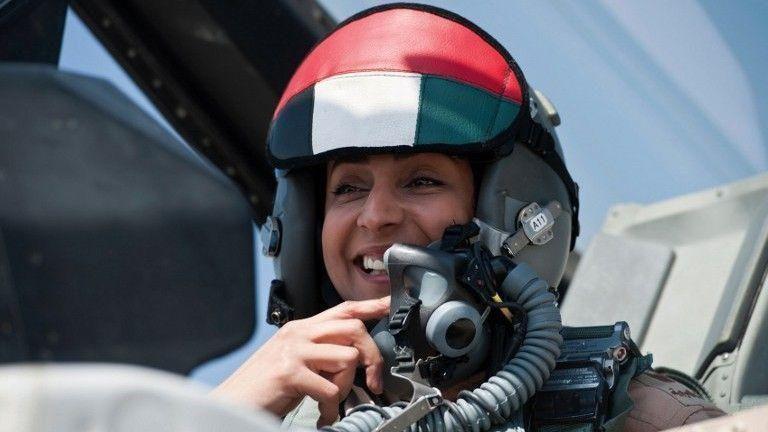 UAE confirms female pilot led air strikes on militants