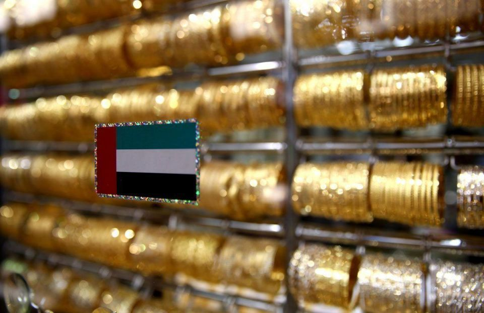 UAE among world's top 5 for gold jewellery consumption