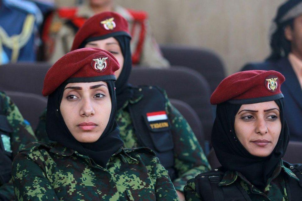 Cadets Graduate in Sanaa, Yemen