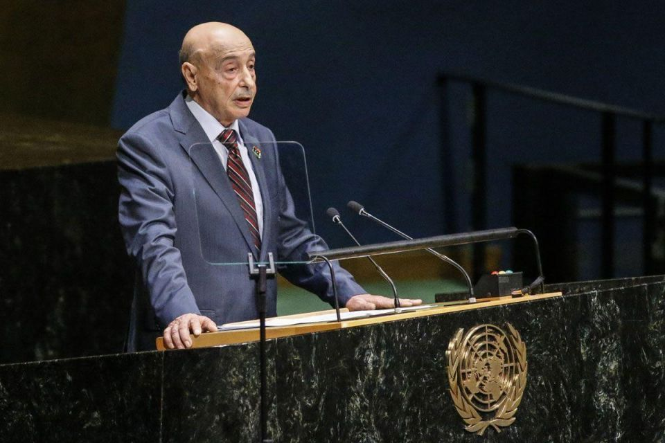 UAE Foreign Affairs Minister Addresses UN Assembly