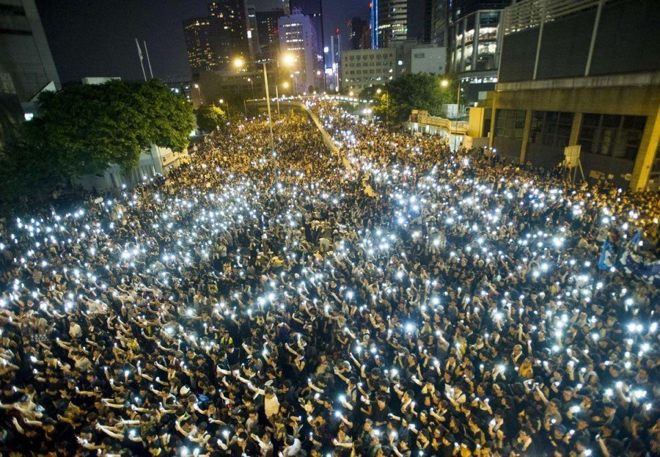 Hong Kong's Political Unrest