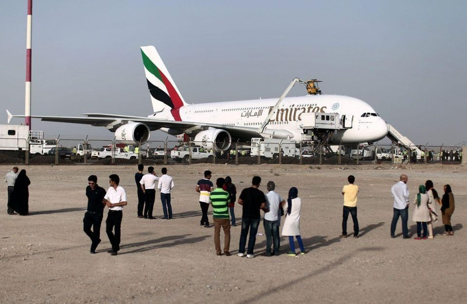 Emirates expects to reach 68 A380s by 2015