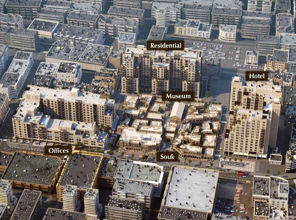 Dubai developer plans new retail, homes hub in Karama