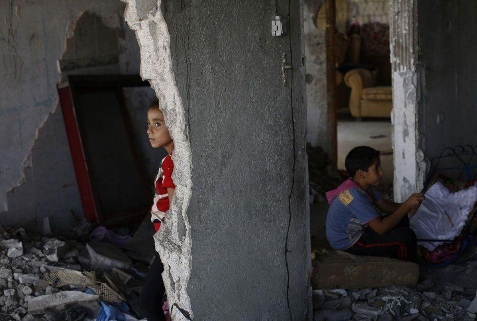 Rebuilding Gaza